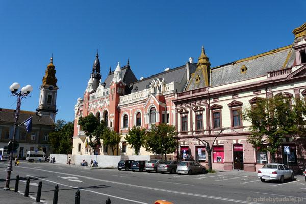 Biblioteka i Pałac Biskupów grekokatolickich (1904).