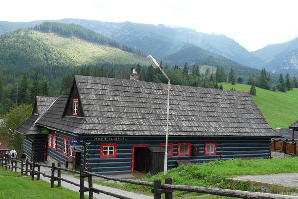 Dom ździarski.
