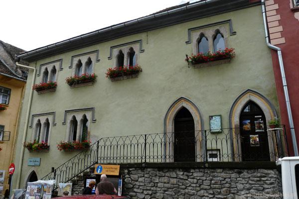 Dom Wenecki z XIII w.