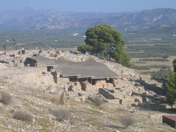 Festos (ruiny minojskie)