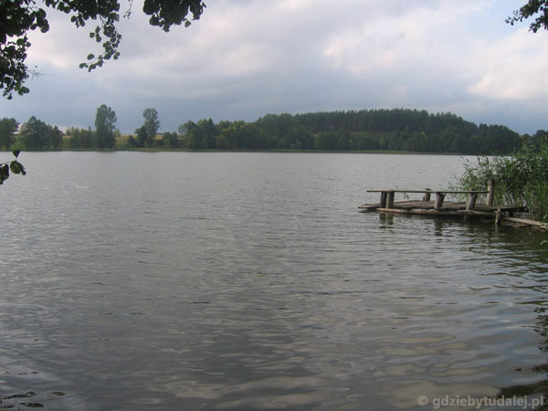 Jezioro Żubrowo