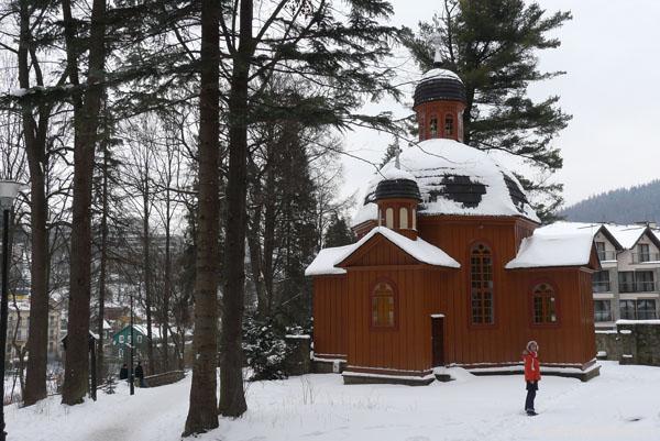 Kościół Przemienienia Pańskiego, XIX w.