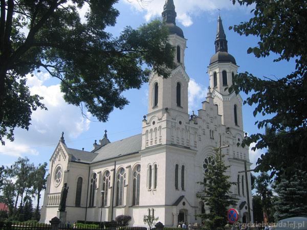Kościół w Augustowie