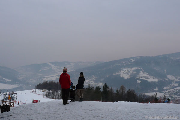 Widoki z Góry Żar.