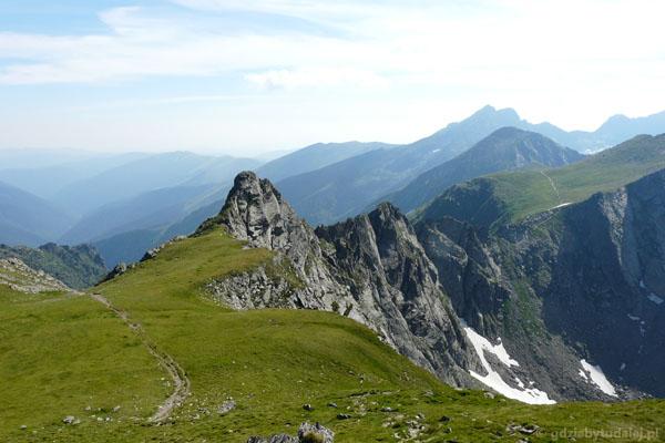 Na szczycie Vf. Palitinului (2399).