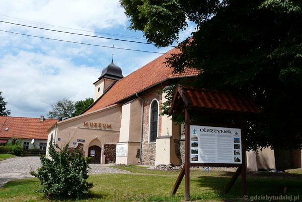 Dawny kościół ewangelicki (XIV w).