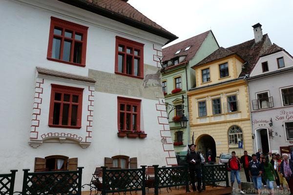 Dom pod Jeleniami z XVII w.