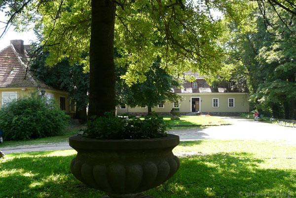 Dom starostów międzyrzeckich (XVIII w).