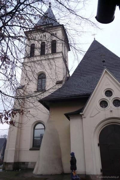 Gotycki Kościół Św. Krzyża, XIV w.
