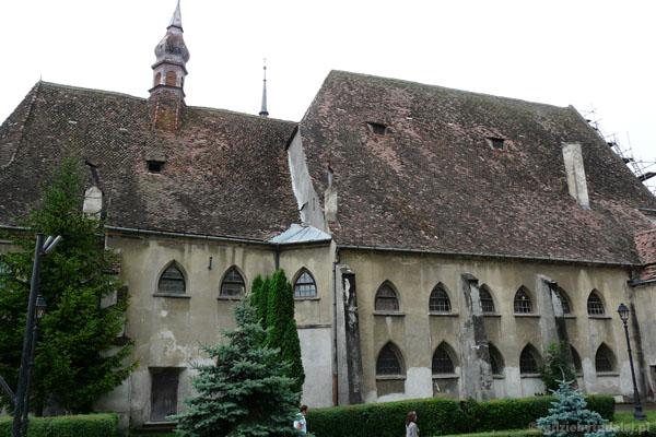 Kościół klasztorny NMP z XIII w.