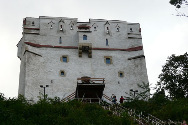 Biała Wieża, XV w.