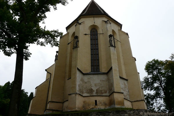 Kościół Na Wzgórzu.