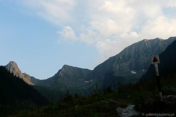 Ostatni widok na Dolinę Sambatei.