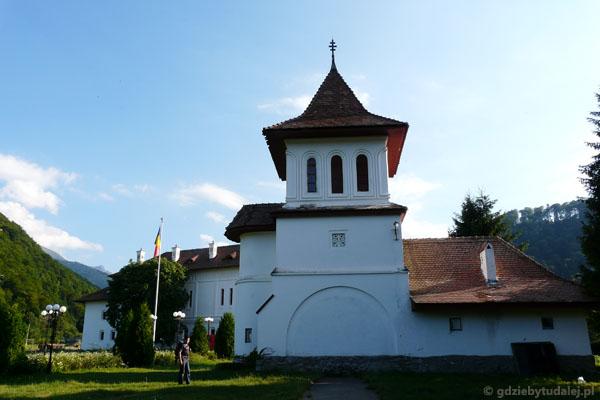 Monastyr Broncoveanu (XVII w), Statiunea Sambata.