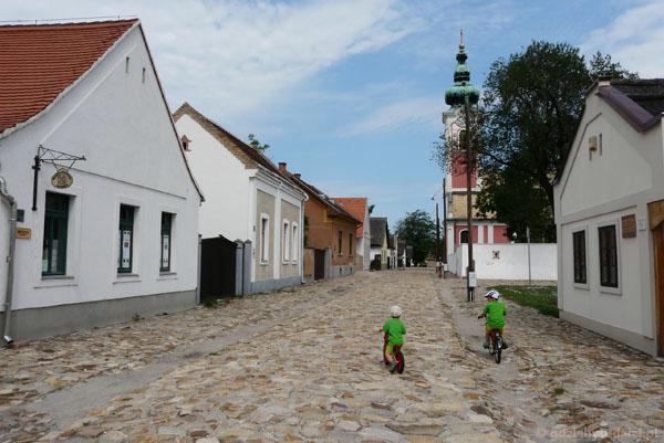Dzielnica serbska, Szekesfehervar.