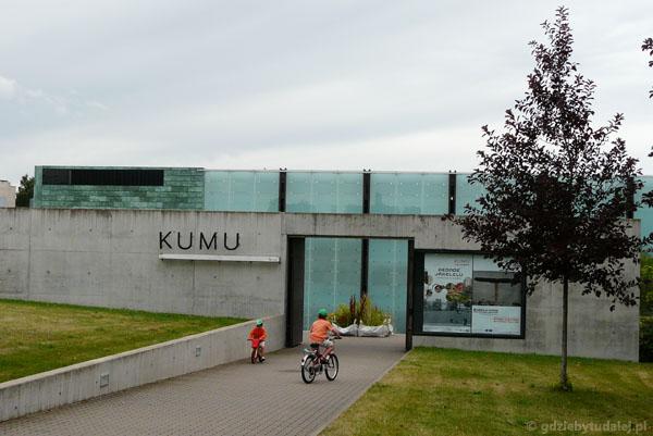 KUMU - Estońskie Muzeum Sztuki Współczesnej.