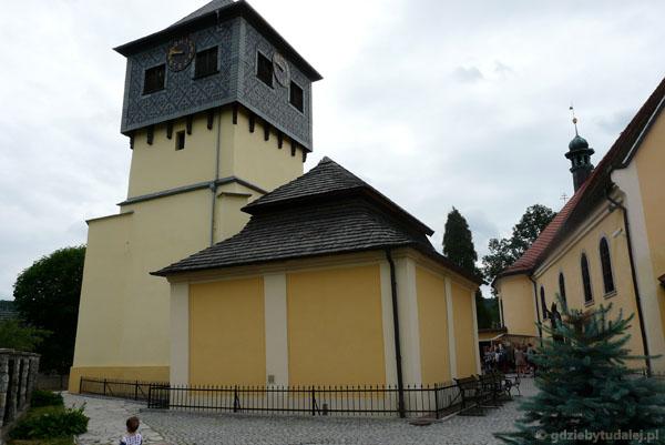 Kaplica czaszek w Czermnej, XVIII w.
