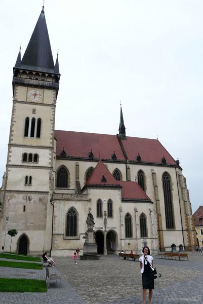 Kościół Św. Idziego, XIV-XVI w,  Bardiów.