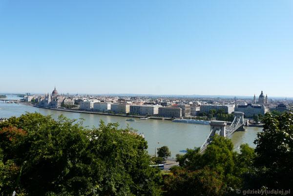Panorama Pesztu.