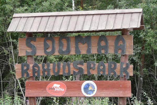 Park Narodowy Soomaa.