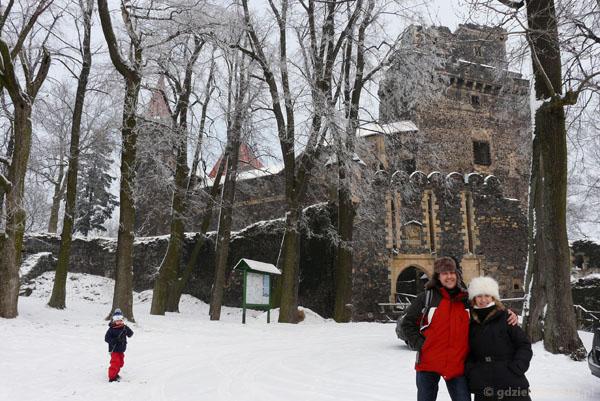 Zamek Grodziec (XIII-XIV, przeb. pocz.XX).