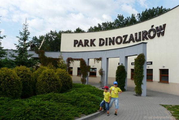 Zaurolandia w Rogowie.