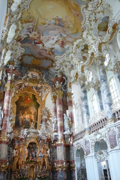 Barokowy kościół w Wies (UNESCO).