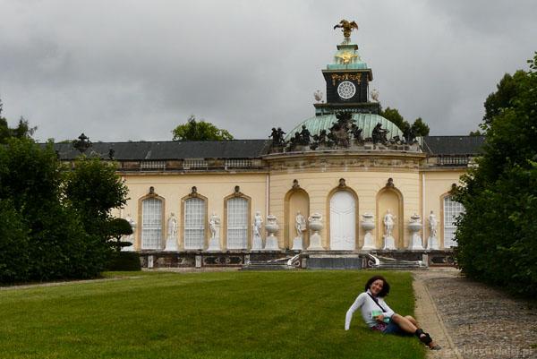 Galeria obrazów w Parku Sanssouci (XVIII).