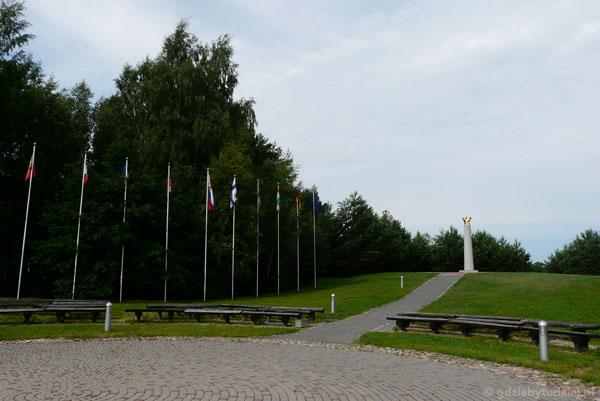Geograficzne centrum Europy.
