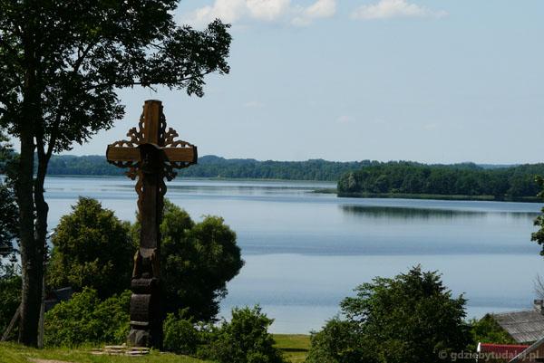 Jezioro Lusiai, Pałusze.