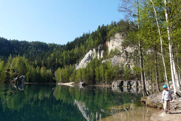 Jezioro Piaskownia.