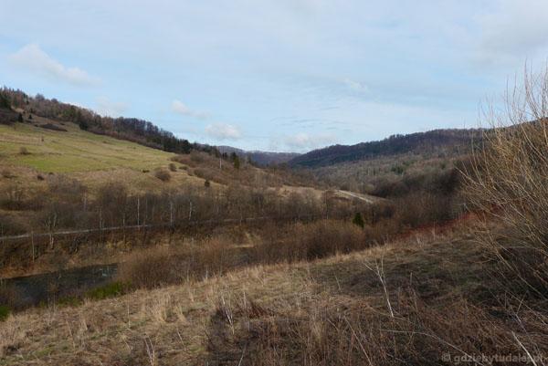 Malownicza dolina Wetliny.