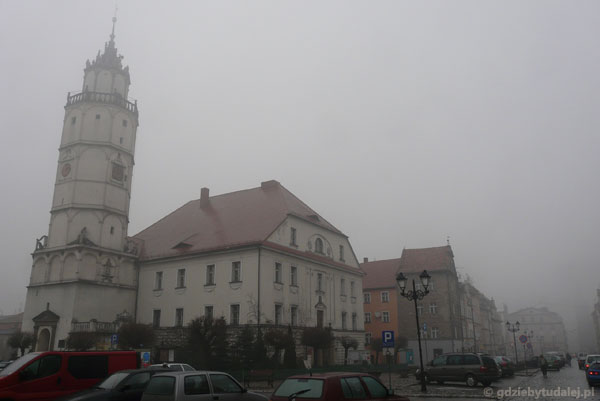 Ratusz w Paczkowie, XVI w.