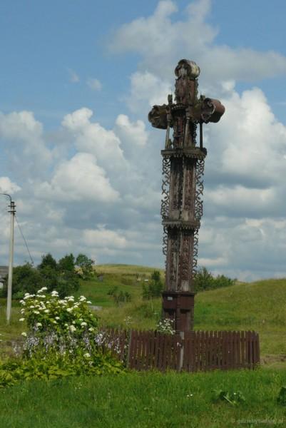 Typowy element litewskiego pejzażu.