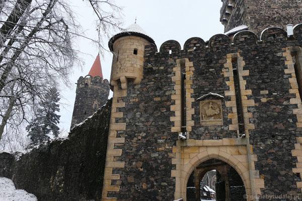 Zamek Grodziec.