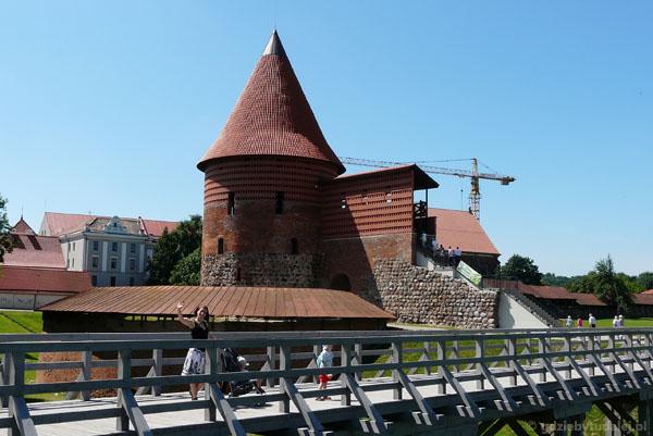 Zamek Kowieński, XIV w.