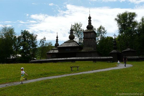 Cerkiew z Nowej Polanki, XVIII w.