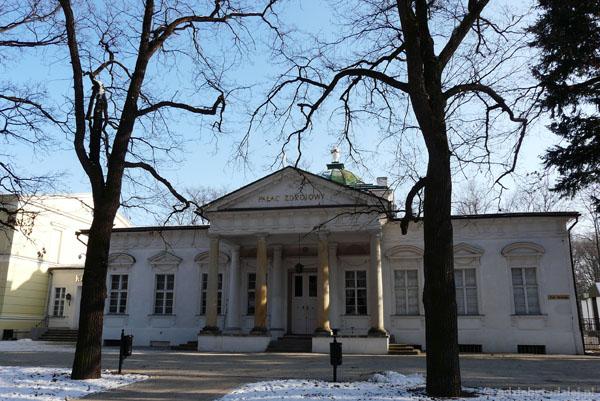 Dom Zdrojowy w Cieplicach.