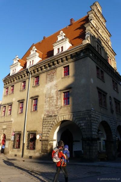Dom wagi miejskiej, XVII w.