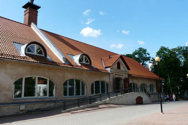 Estońskie Centrum Muzyki Folklorystycznej w Viljandi.