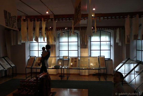 Muzeum Papiernictwa w Dusznikach.