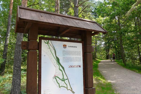 Na Lodową Górę - Auksztocki Park Narodowy.