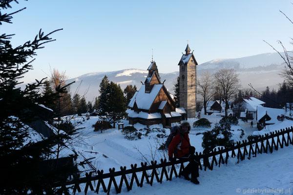 Norweski Kościółek Wang (XII w).