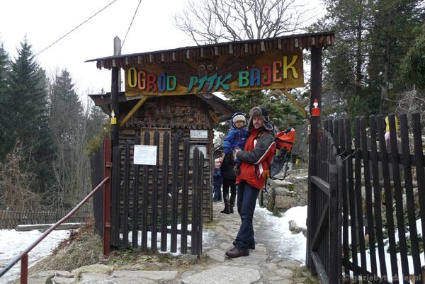Ogród Bajek PTTK.