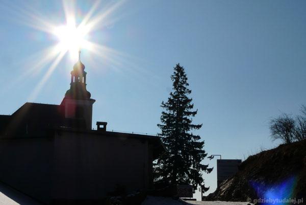 Sanktuarium Marii Śnieżnej na Iglicznej.