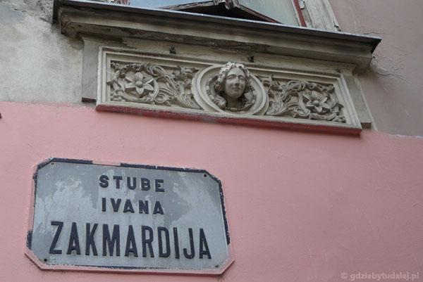 'Stube' na Wzgórze Gradec.