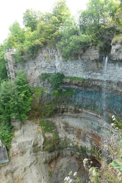 Wodospad Valaste.