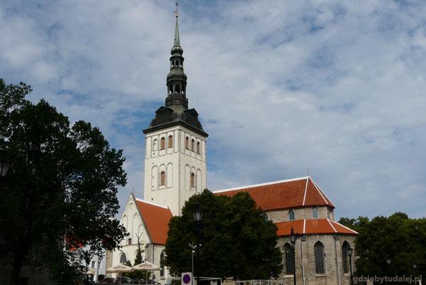 Zbór św. Mikołaja, XIII-XV w.