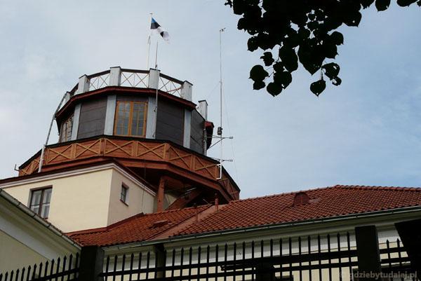 Budynek obserwatorium astronomicznego (XIX).