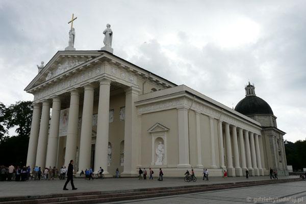 Katedra Św. Stanisława, klasysyzm, XIV, postać z XVIII w.
